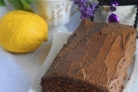 Шоколадный кекс простой