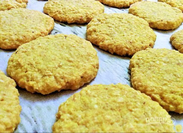 Овсяное печенье рецепт рецепт пошаговый