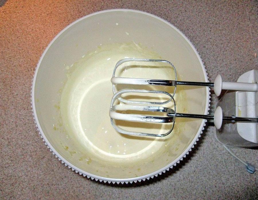 Крем для тирамису - фото шаг 3