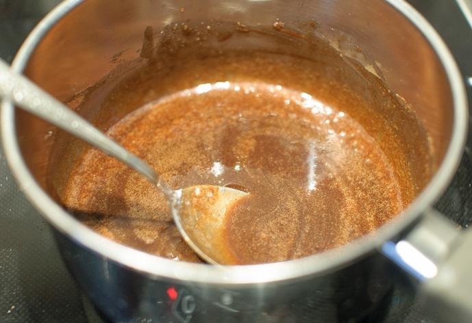Рецепт Шоколадное печенье без выпечки