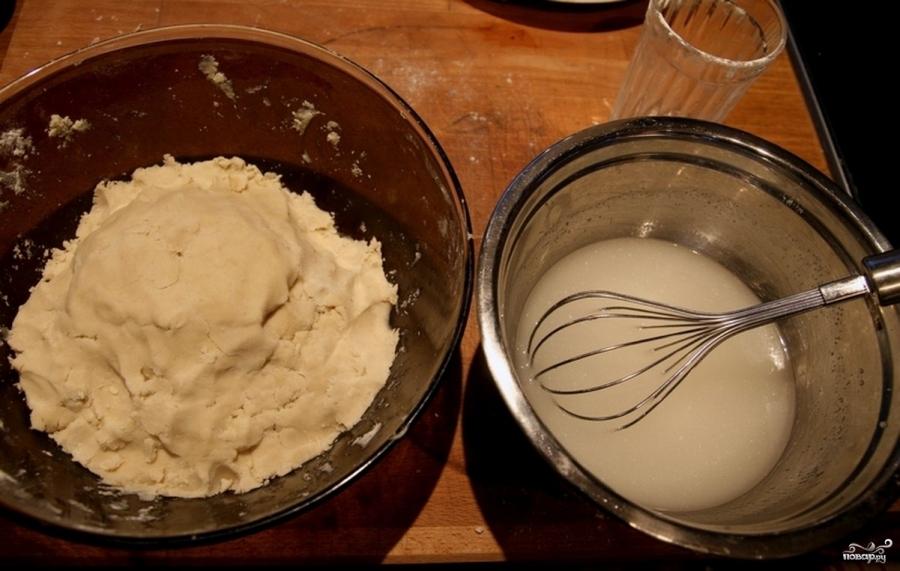 Быстрое постное печенье - фото шаг 1