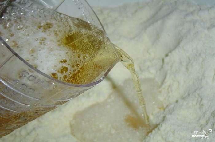 Печенье из пива - фото шаг 3