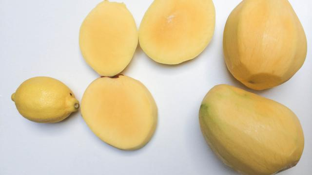 Напиток из манго - фото шаг 2