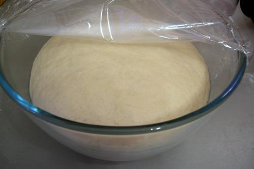 Пирожки с грибами в духовке - фото шаг 6