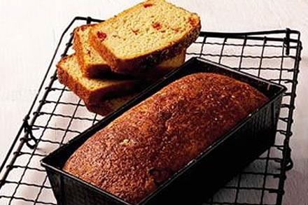 Рецепт Домашний хлеб с томатами