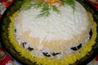 Салат с черносливом и сыром