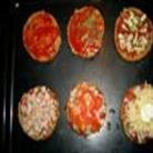 Рецепт Мини пицца на скорую руку