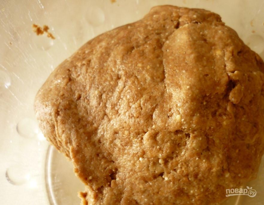 Пирог с творогом из бездрожжевого теста - фото шаг 1