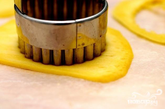 Мини-чизкейки с лаймом - фото шаг 5