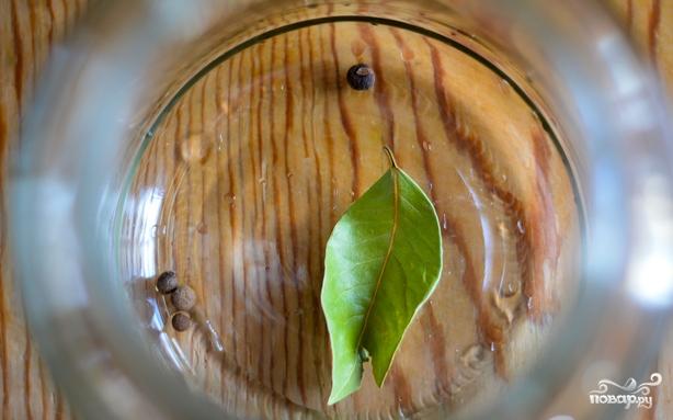 Капуста, маринованная в рассоле - фото шаг 7