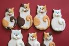 Печенье Кошка