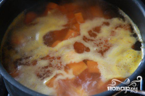 Печенье из сладкого картофеля - фото шаг 1