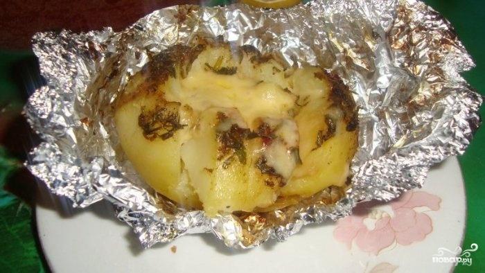 Картофель по-белорусски - фото шаг 4