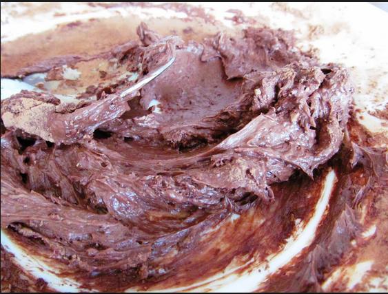Шоколадный сыр - фото шаг 2