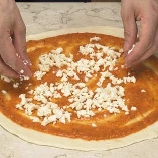 Пицца по Римски - фото шаг 5