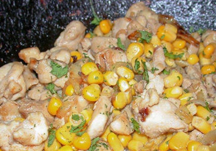 Каннеллони, фаршированные курицей и грибами   - фото шаг 3