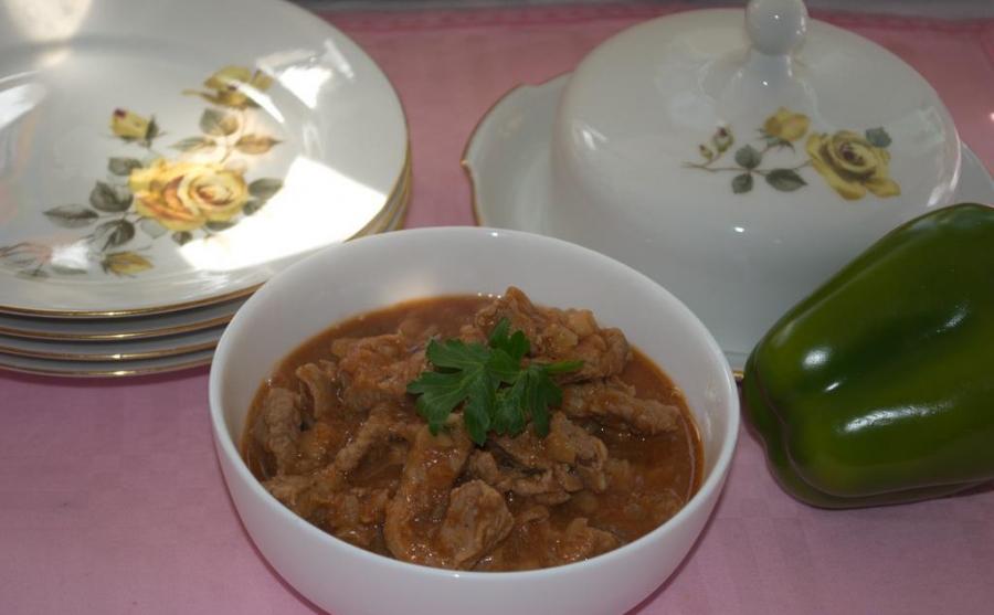 Говядина в сладком соусе - фото шаг 5