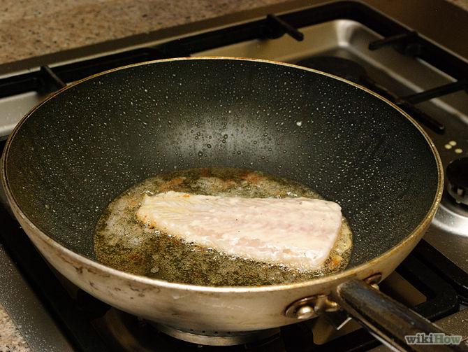 Рыба в духовке в кляре - фото шаг 4