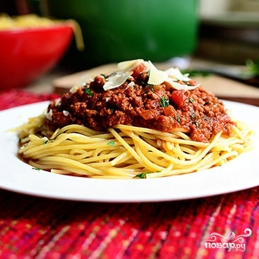 Соус для спагетти - фото шаг 12