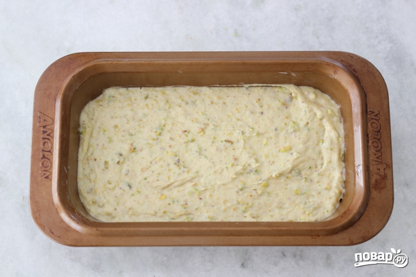 Простой кекс на кефире - фото шаг 7