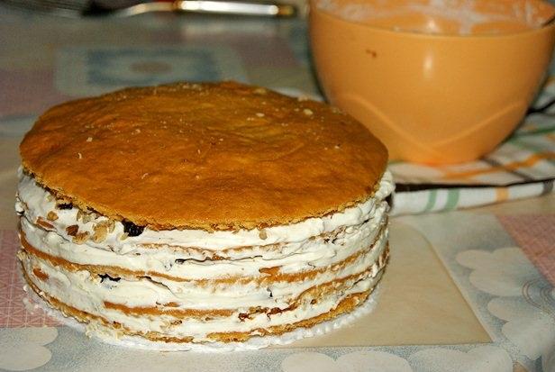 """Торт """"Арлекин"""" - фото шаг 12"""