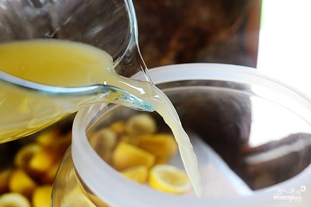 Лимонад домашний - фото шаг 4