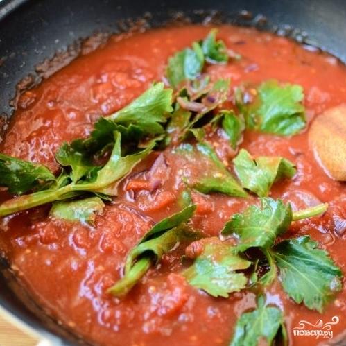 Спагетти Болоньезе - фото шаг 4