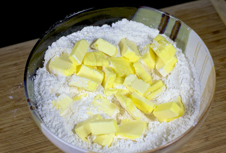 кулинария тесто для пирогов на кефире