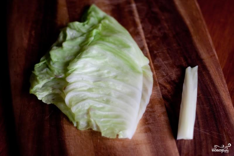 Голубцы из капусты - фото шаг 6