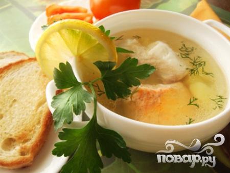 Рецепт Калья рыбная