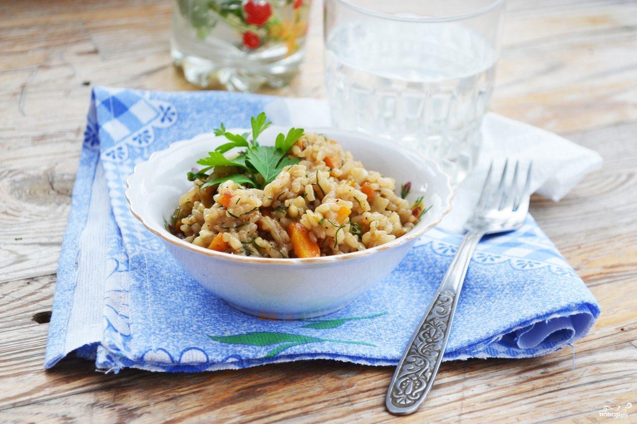 Рецепт Рис с соевым соусом