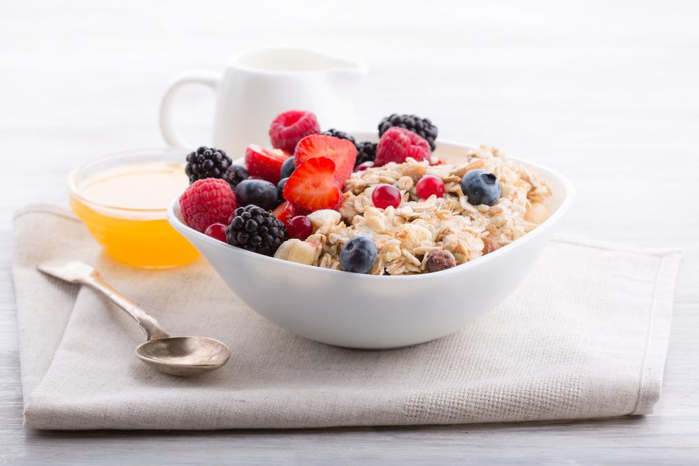 Завтракайте правильно и вы похудеете!