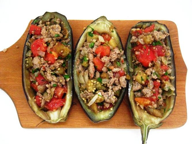 рецепты с мясом и баклажанами в мультиварке