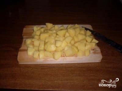 Картофель с говядиной - фото шаг 8