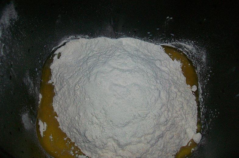 Кукурузный хлеб без дрожжей - фото шаг 4