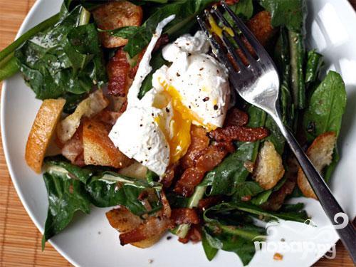 салат с одуванчиками | пошаговые рецепты с фото на Foodily.ru