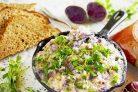 Плохкфискюр (печеная рыба с картошкой под соусом)