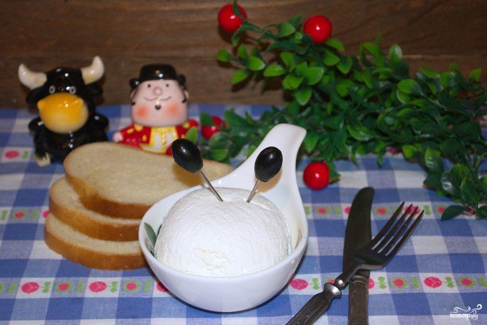 Диетический сыр в домашних условиях