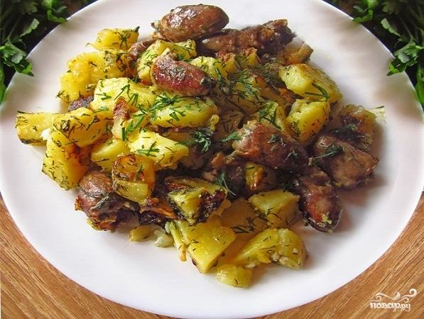 Вареники с картошкой простой и вкусный рецепт