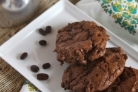 Шоколадное печенье с эспрессо