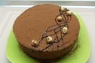 Трюфельно-шоколадный торт