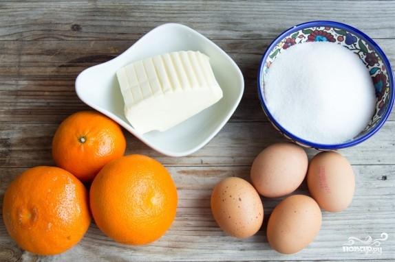 Рецепт Апельсиновый керд