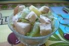 Салат из капусты Айсберг