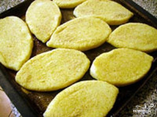Постные картофельные котлеты - фото шаг 3
