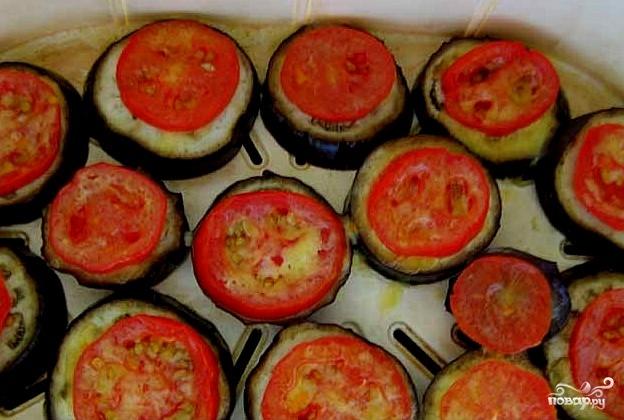 Рецепты из баклажанов в пароварке с фото