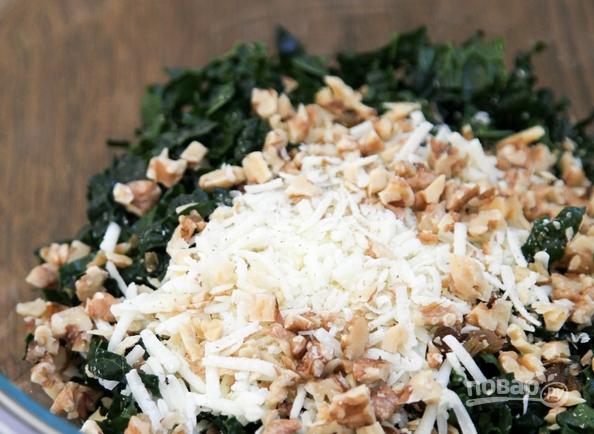 Салат из сыра фетакса рецепт