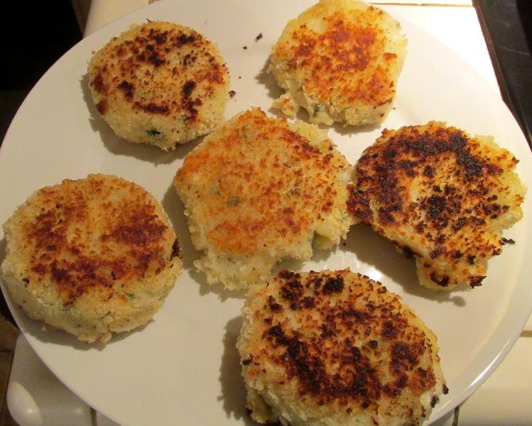 Блинчики с сыром и укропом - фото шаг 5