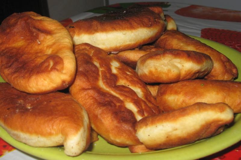 Тесто для жареных пирожков рецепт с фото