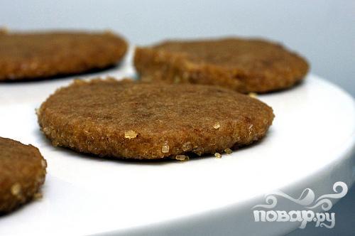 Сахарное печенье с коричневым маслом - фото шаг 6