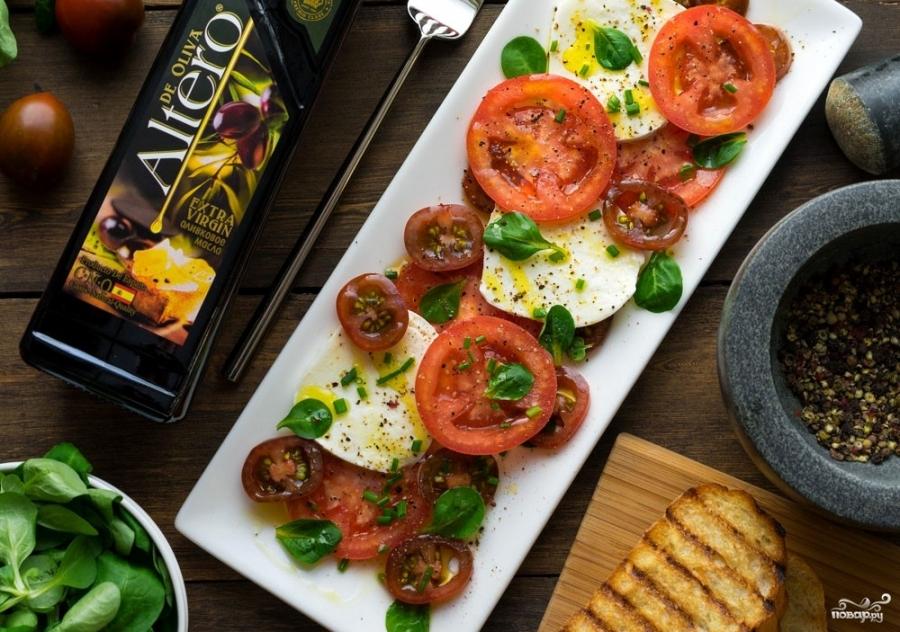 Закуска к мохито - фото шаг 3
